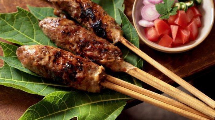 Resep dan Cara Masak Sate Buntel Khas Solo dari Daging Kambing Kurban, Dijamin Maknyuss