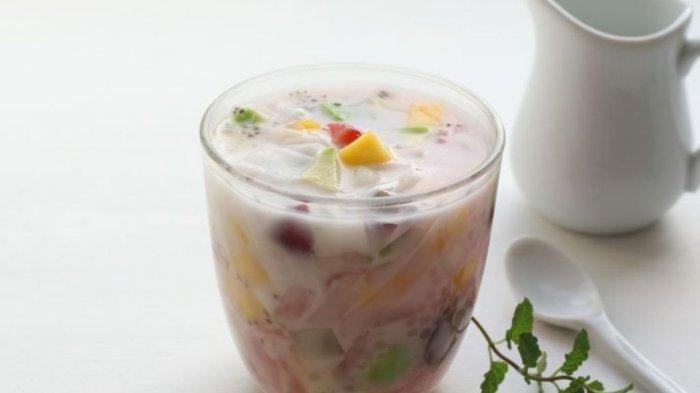 Resep Es Campur Cincau, Sajian Tepat untuk Buka Puasa
