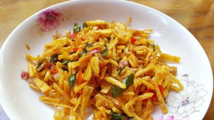 Resep Sambal Goreng Hati Kentang, Makanan yang Tahan Lama untuk Sahur dan Buka Puasa