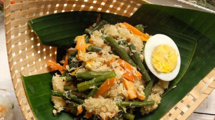 Resep Urap Rumput Laut, Sehat untuk Diet dan Cocok untuk Hidangan Buka Puasa