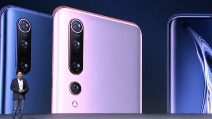 Resmi Diluncurkan, Ini Spesifikasi dan Harga Xiaomi Mi 10 dan Mi 10 Pro