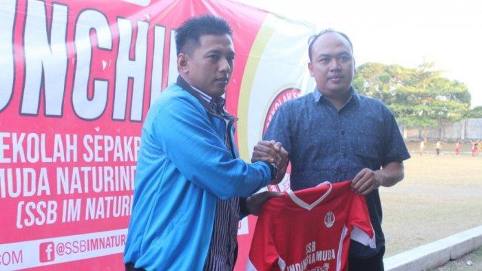 Resmi Diluncurkan, SSB IM Naturindo Siap Cetak Atlet Berbakat
