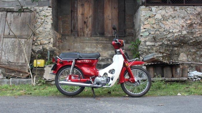 Restorasi Honda Super Cub C800, Memori Lawas Hidup Kembali