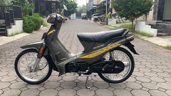 Restorasi Suzuki Crystal : Motor Klangenan, Sarat Kenangan