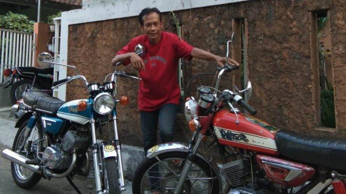 Restorasi Yamaha AS3 Twin 125 : Nostalgia Era Awal Motor Sport Dua Silinder di Indonesia