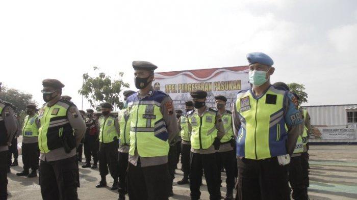 Ribuan Aparat Gabungan Amankan Pilkada Klaten, Kapolres: Kami Siapkan 3 Tim Besar untuk Patroli