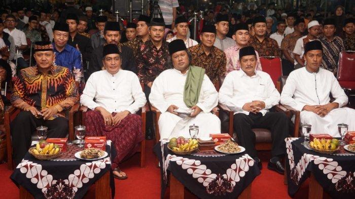Doa Bersama Isra Miraj di Kabupaten Magelang, Berdoa Untuk Pemerintahan Baik dan Pemilu yang Damai