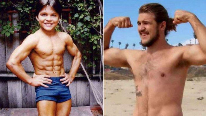 Dulu Dikenal sebagai 'Hercules Kecil' karena Berotot, Ini Kondisinya 20 Tahun Kemudian