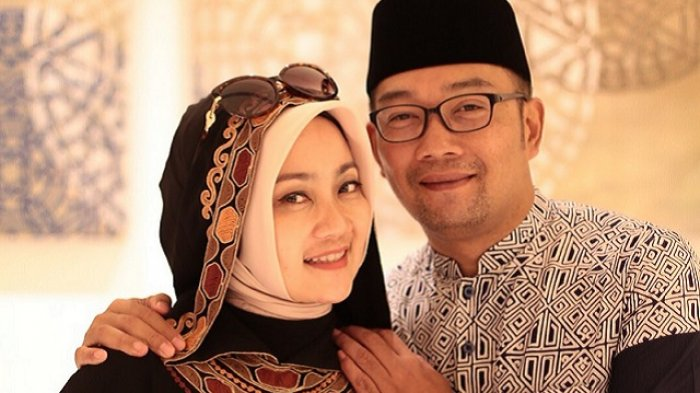 Ridwan Kamil ubah pertemuan Dilan dan Milea jadi kisah cintanya bersama sang istri, Atalia.