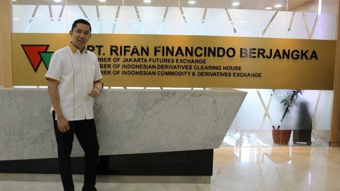Rifan Financindo Berjangka Jadi Pialang Teraktif di Bulan Juli 2019