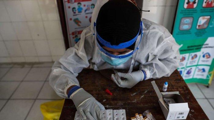 Tarif Rapid Test Antigen Ditetapkan Maksimal Rp250 di Pulau Jawa, Rp275 Ribu di Luar Jawa