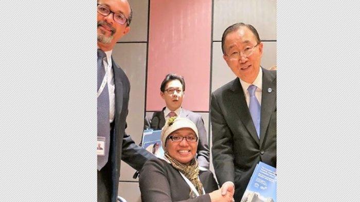 Risna, Perempuan Pertama Indonesia Asal Gunungkidul Ini Jadi Anggota Badan PBB