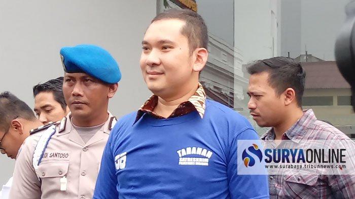 Royce Muljanto Pelaku Penembakan Mobil Pejabat Surabaya