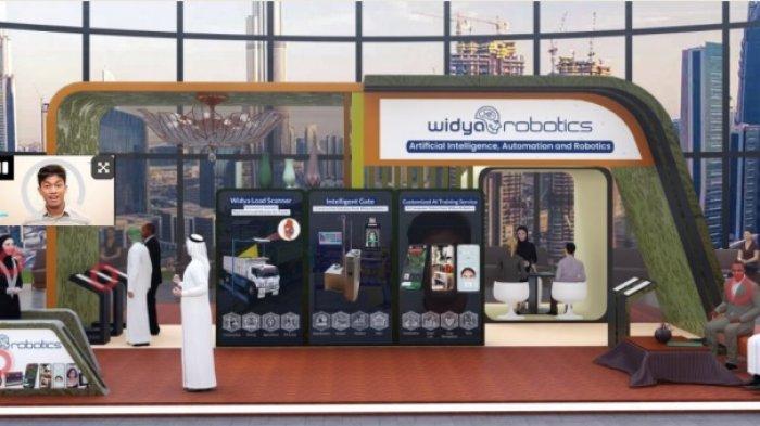 Widya Robotics Dukung Gelaran Pameran dan Konferensi Smart Living and Workspaces