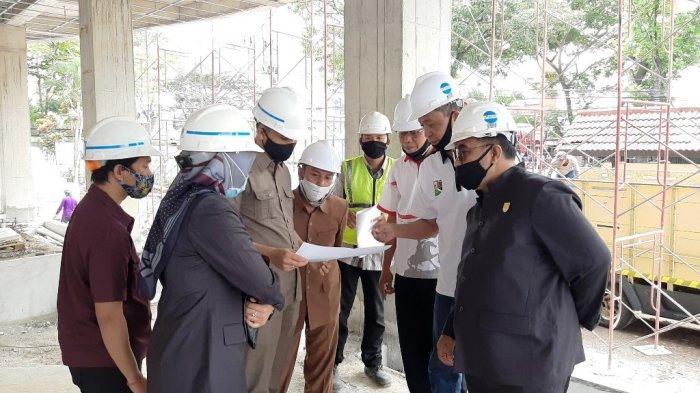 Proyek Pembangunan Fisik, Dinas PUPR Kota Magelang Pastikan Protokol Kesehatan Diterapkan