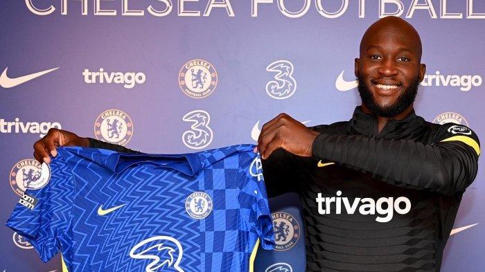 Arsenal Vs Chelsea, Romelu Lukaku Siap Tampil Kenakan Nomor Punggung 9