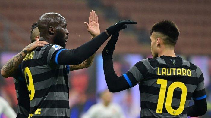 BURSA Transfer Liga Spanyol, Barca Dikaitkan Lagi dengan Striker Inter Milan