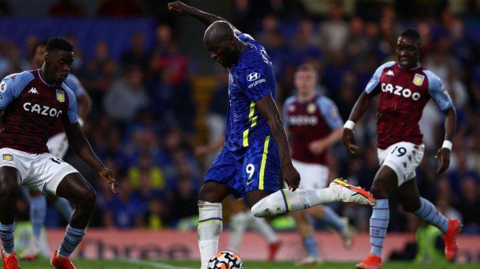 CHELSEA 3-0 Aston Villa: Rating Mendy, Alonso, Kovacic, Saul, Ziyech, Havertz & Lukaku