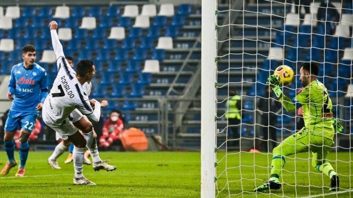 LINK Streaming Juventus vs Napoli, Siaran Langsung beIN Sports-Vidio.com Liga Italia Malam Ini