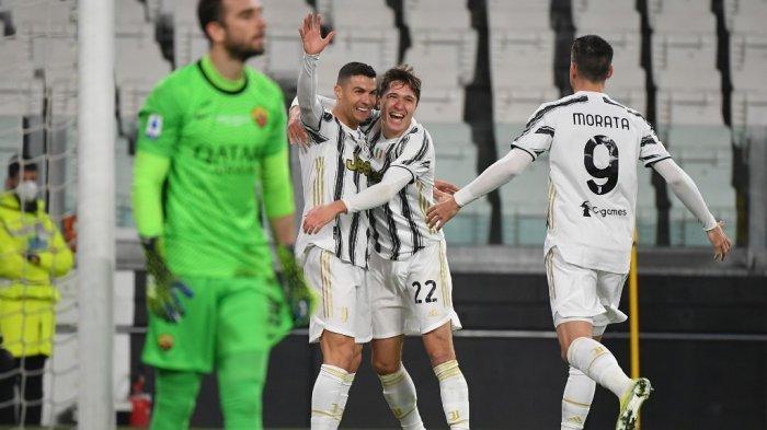 LIGA INGGRIS: Cristiano Ronaldo Dukung Federico Chiesa Gabung MU