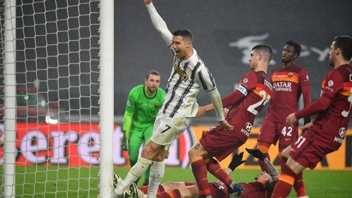 KLASEMEN LIGA Italia, AC Milan, Inter Milan dan Juventus Setelah Menang dari AS Roma