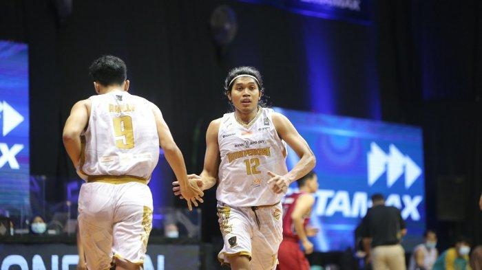 Rookie Bima Perkasa Jogja Unjuk Gigi Lawan Pacific Caesar Surabaya