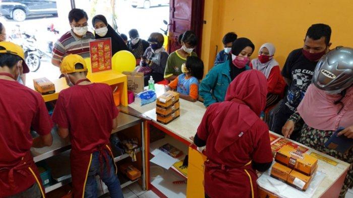 Roti Gembong Gedhe yang Lagi Viral Buka 3 Cabang Baru Lagi di Yogyakarta