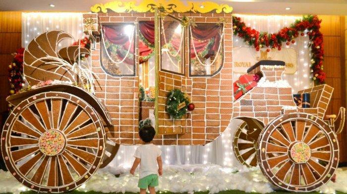 Gemilang Natal dan Suka Cita Tahun Baru Di Royal Ambarrukmo Yogyakarta