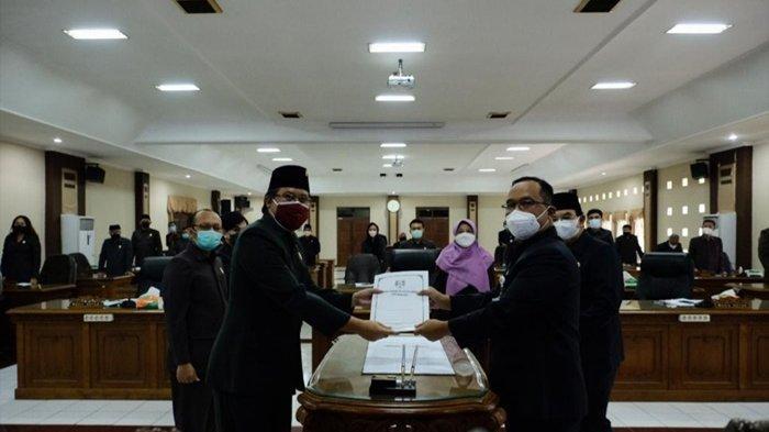 DPRD Kota Magelang Setujui RPJMD Tahun 2021-2026