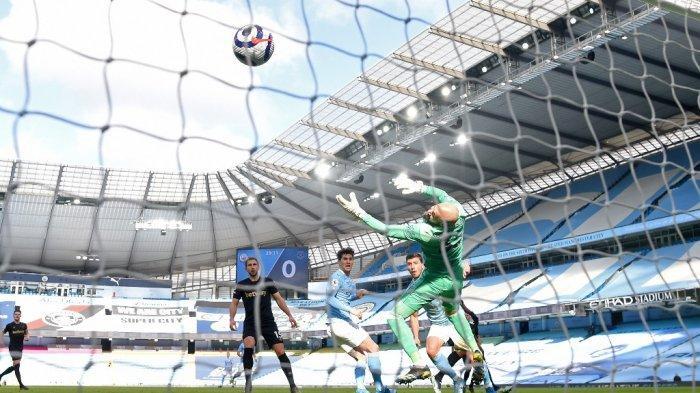 Hasil Liga Inggris Malam-Dini Hari Tadi City Menang, MU Harus Kejar 13 Poin, Kans Chelsea ke 4 Besar