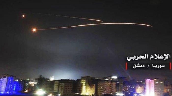 Suriah Ancam Balas Serang Balik Bandara Tel Aviv Israel