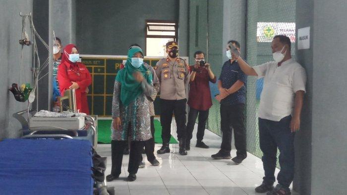 Rumah Sakit Darurat Milik Pemkot Magelang Mampu Tampung 65 Pasien Covid-19