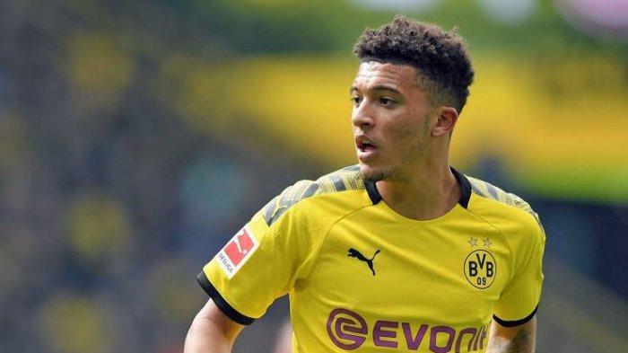 Transfer Jadon Sancho ke Manchester United: Setan Merah Buat Penawaran kepada Dortmund