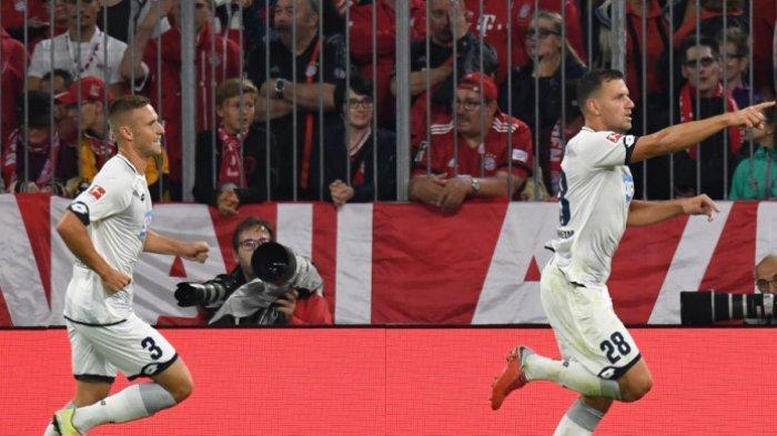SEDANG BERLANGSUNG! Link Live Streaming Mola Tv Bundesliga Hoffenheim vs Hertha Berlin Malam Ini