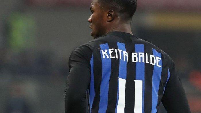 Rumor Transfer Pemain Inter Milan, Nego dengan AS Monaco untuk Balde Diao