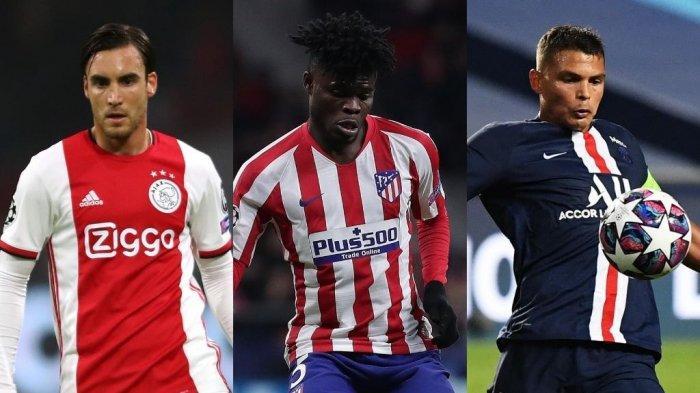 Rumor Transfer Pemain Klub Premier League, La Liga, Serie A, Napoli, Juventus, Chelsea, Milan