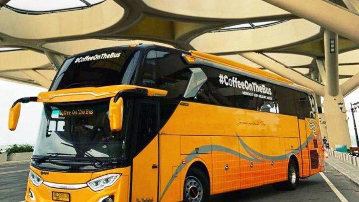 Coffee On The Bus Kini Bisa Dinikmati hingga Bandara YIA