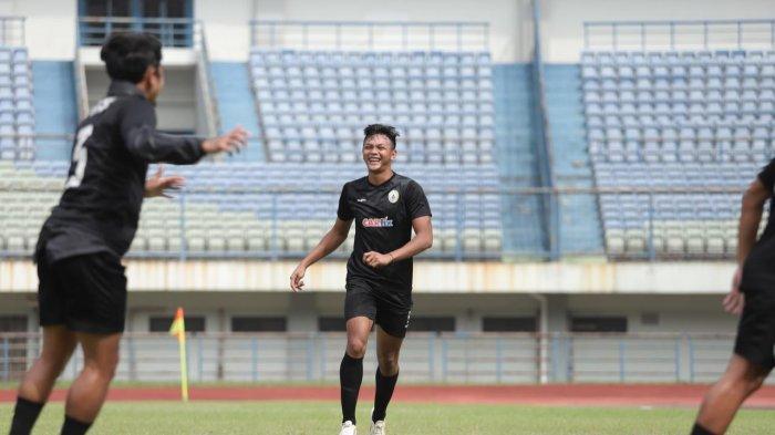 Tampil Apik di Piala Menpora 2021, Pemain PSS Sleman Saddam Gaffar dipanggil Timnas Senior