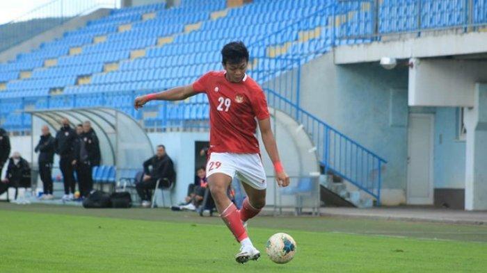 Penyerang Muda PSS Sleman Tak Ingin Larut dalam Kekecewaan Gagal Tampil di Piala Dunia U-20