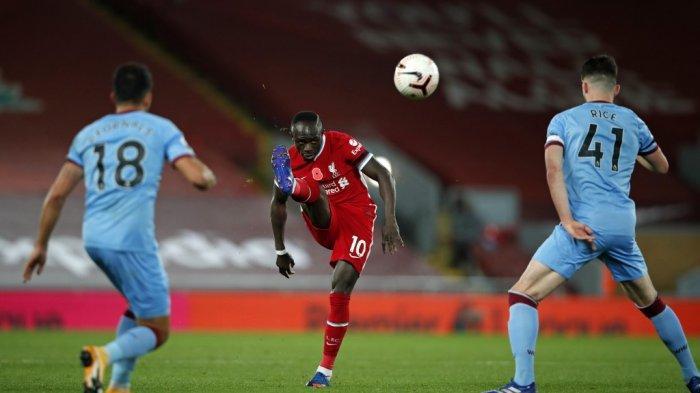 LIGA INGGRIS: Prediksi Skor Liverpool vs Crystal Palace - Ketika Sadio Mane Bertemu Lawan Favorit