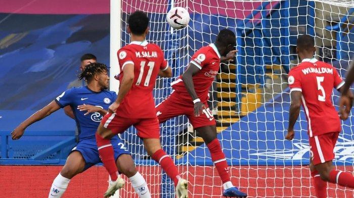CHELSEA 0-2 Liverpool: Kepa Blunder Lagi, Mane Oke, Debut Thiago, Alisson Tepis Penalti Jorginho