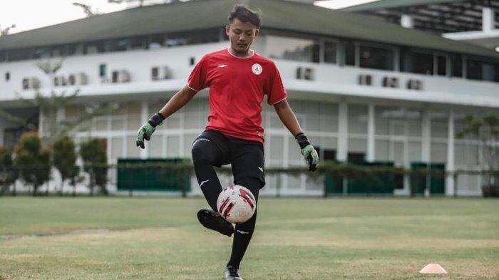 Safa'at Arif Jebolan Akademi PSS Diboyong Latihan Tim Utama PSS Sleman