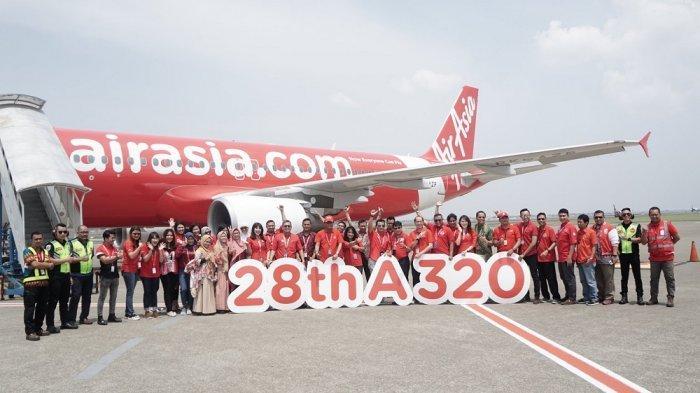 Sajian Spesial AirAsia Sambut Libur Natal dan Tahun Baru