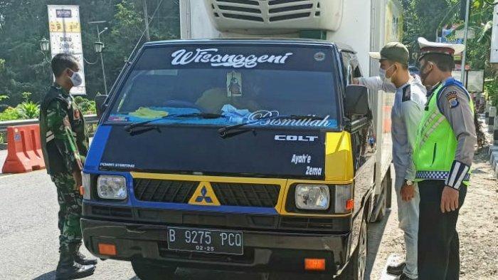 H-2 Lebaran, Dishub Gunungkidul Catat 98 Ribu Kendaraan Masuk Via Patuk