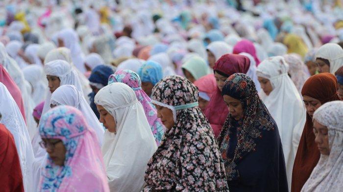 Bacaan Niat Sholat Idul Adha Dua Rakaat Jadi Makmum atau Imam