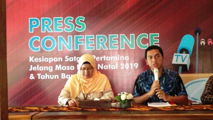 Pertamina Tambah Stok BBM dan Siapkan SPBU Kantong di Nataru
