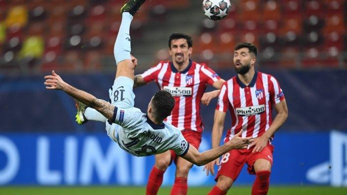 Gol Salto Olivier Giroud Menangkan Chelsea, Ini Kata Thomas Tuchel