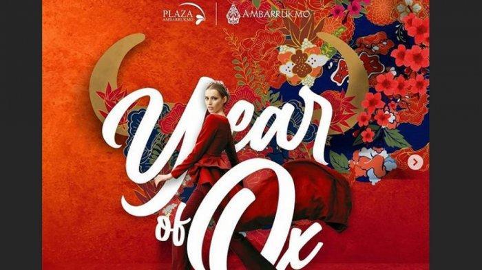 Sambut Imlek, Plaza Ambarrukmo Gelar Oriental Carnival – Year of Ox