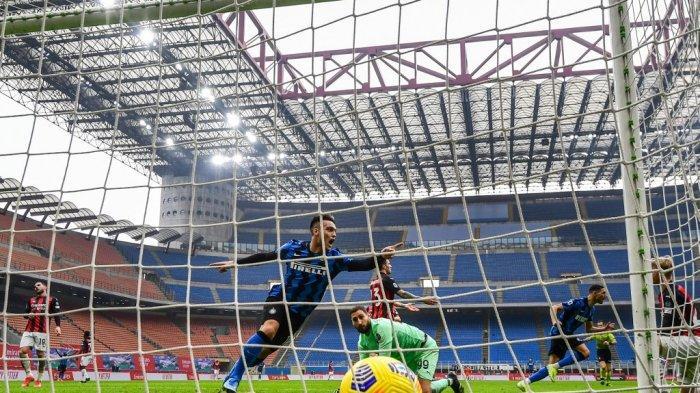 Kesalahan Fatal AC Milan di Derby Della Madoninna yang Bikin Inter Leluasa Bobol Gawang Donnarumma