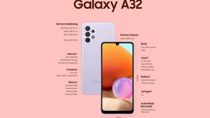 Mudah, Ini Cara Mengaktifkan Jaringan 5G Telkomsel di Samsung Galaxy A22 dan A32